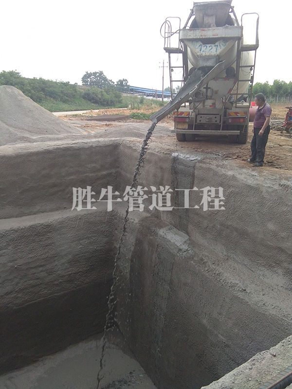 高质量沉井锚喷井施工