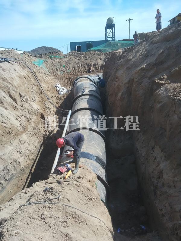 专业管道安装与焊接