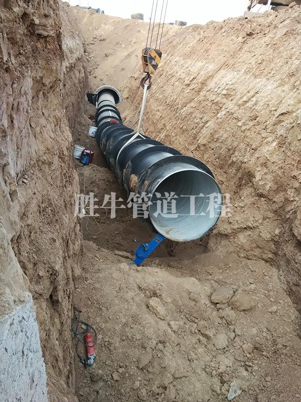 优质管道安装与焊接