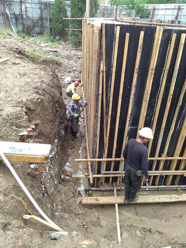 专业沉井锚喷井施工