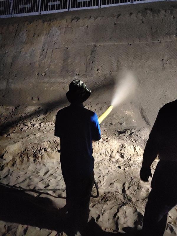 优质沉井锚喷井施工